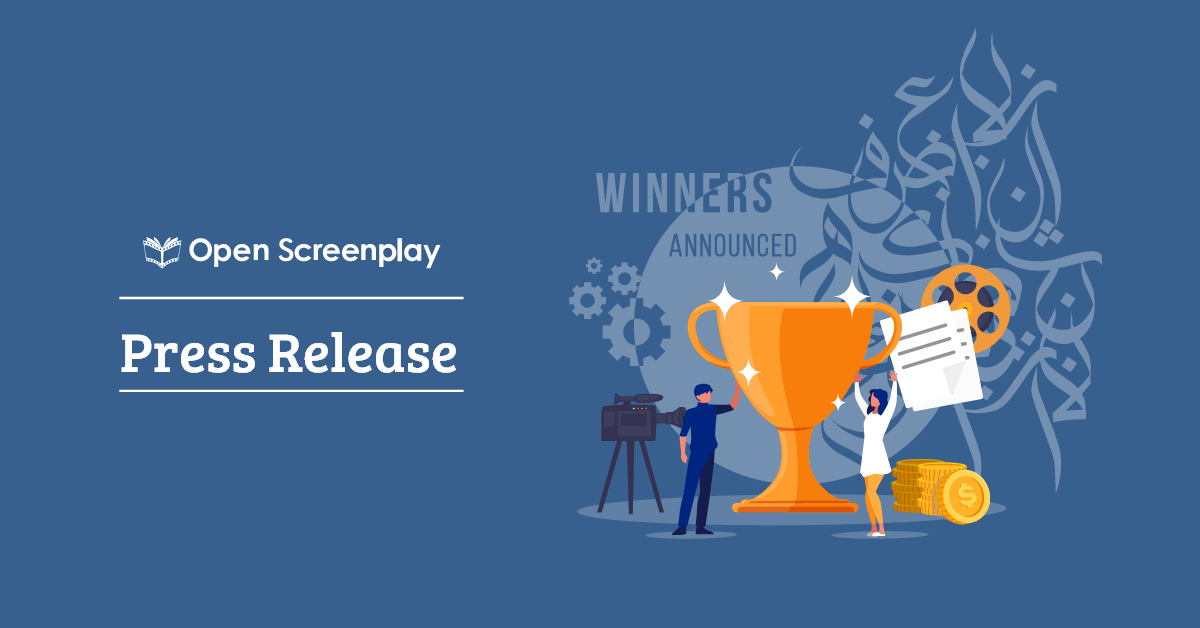 Open Screenplay & CAI announce Winners of Screenwriting Contest