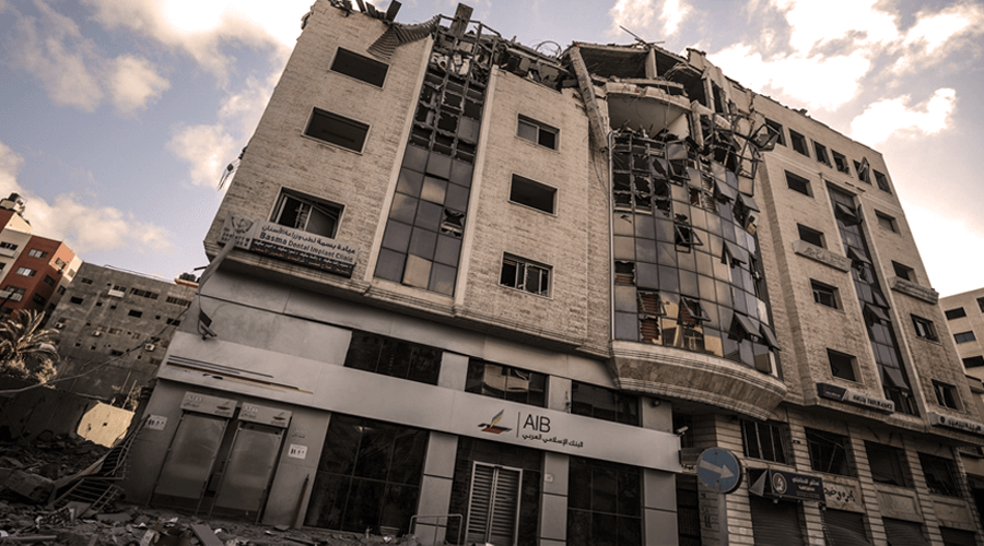 Statement on Bombing of Open Screenplay's Satellite Office in Gaza