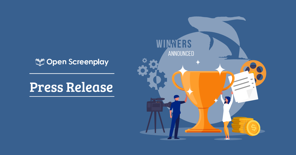 Open Screenplay announces winners of their Climate Change Contest.