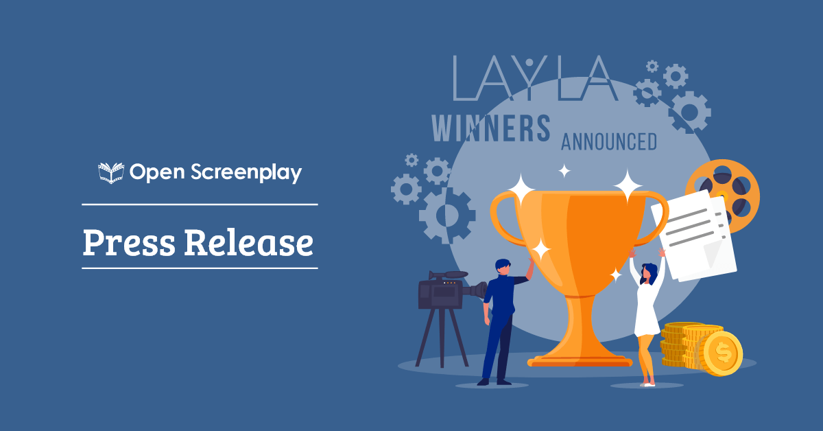 Open Screenplay & Layla announce winners of their Mental Health Screenwriting Contest