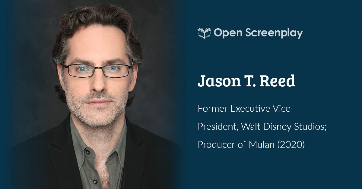 Jason T. Reed Joins Open Screenplay's Advisory Board