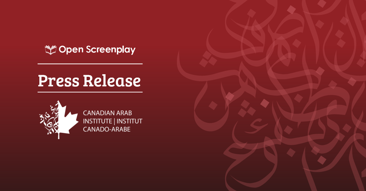 CAI partners with Open Screenplay on a film screenwriting contest to debunk Arab Myths